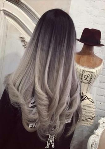 Frage an die Kerle und Mädels wie findet ihr diese Haarfarbe (balayage)?