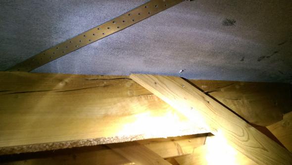 Osb platten dachboden finest osb platten verlegen - Riss in fliese versiegeln ...