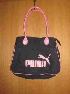 Frage 'Bitte um HiLFE!': Kann ich diese Puma Tasche als Sporttasche nehmen? (s. Bild)