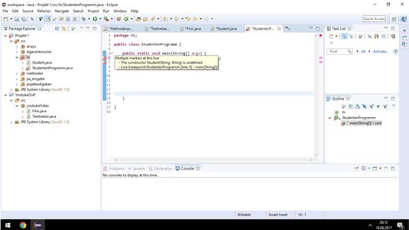 24554545454 - (Programm, Informatik, Java)