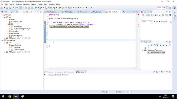 143 - (Programm, Informatik, Java)