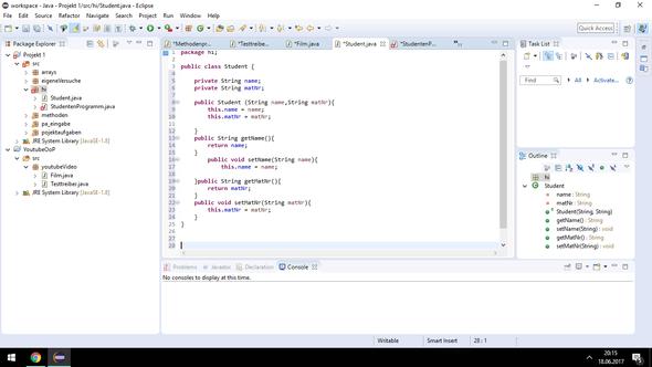 44343 - (Programm, Informatik, Java)