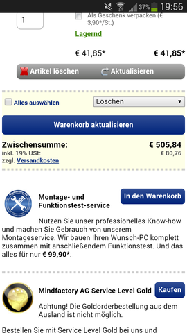 Warum 80€??? - (PC, mindfactory)