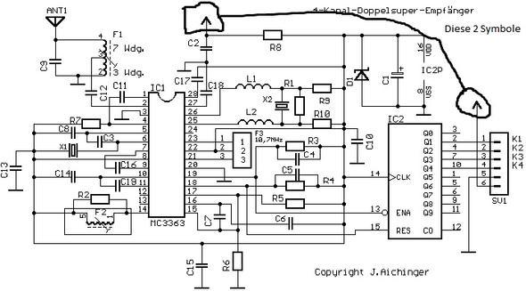 Frage über Schaltplan (Elektronik, Elektrik, elektro)