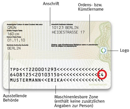 Bremen Personalausweis Abgelaufen