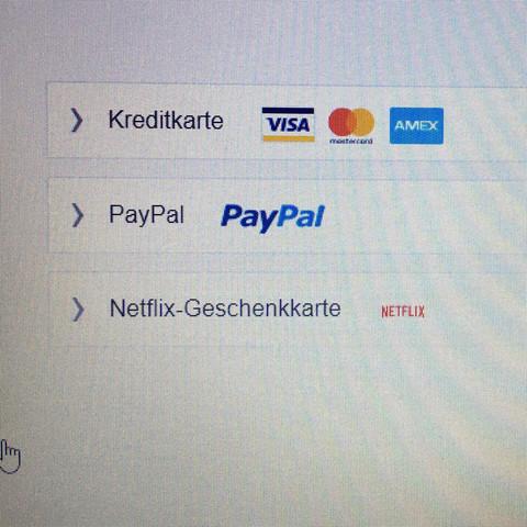 Netflix Lastschrift Geht Nicht