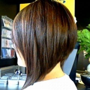 Lange haare braun hinten