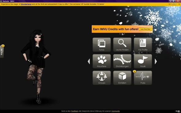 imvu screenshot - (Spiele, online, Fehler)