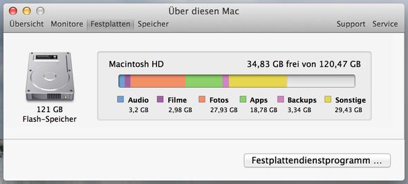 Screenshot - (Technik, Apple, Software)
