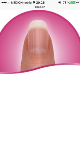 Limie - (Gesundheit, Beauty, Fingernägel)