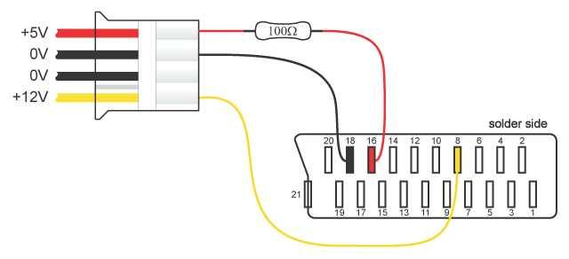 frage zu vga zu scart adapter computer fernseher nvidia. Black Bedroom Furniture Sets. Home Design Ideas