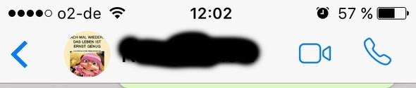Ohne Zeit  - (Handy, WhatsApp)