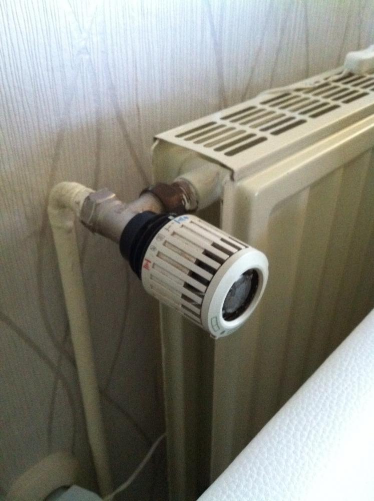 frage zum heizk rper bzw temperatur steller heizung heimwerker umbau. Black Bedroom Furniture Sets. Home Design Ideas