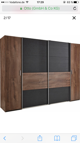 frage zum kleiderschrank im schlafzimmer. Black Bedroom Furniture Sets. Home Design Ideas