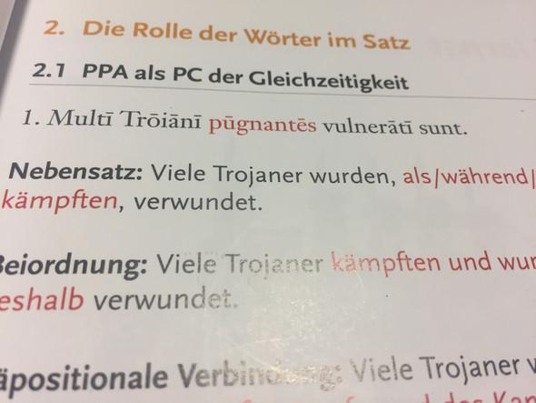 Frage zum PPA Latein? (Schule)