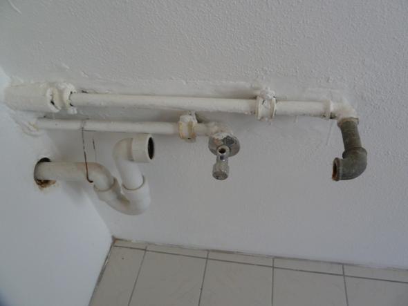 Anschluss - (Küche, wasseranschluss)