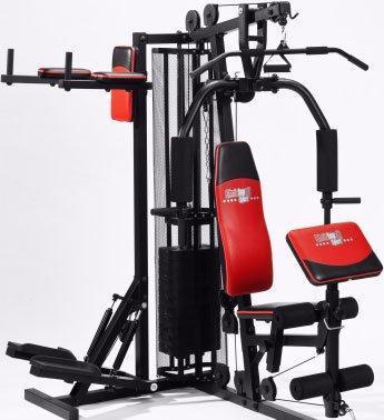 CHRISTOPEIT Fitness-Station Profi Center - (Training, Hantelbank)