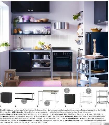 Modukküche - (Haushalt, Küche, Haushaltsgeräte)