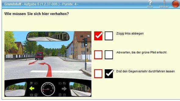 vorfahrt - (Auto, Verkehr, fahren)