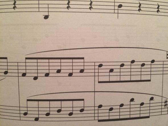 Bild 1 - (Musik, Klavier, Bach)