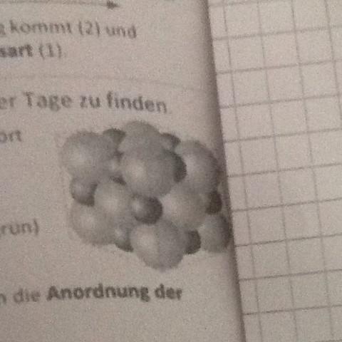 Kochsalz  Räumliche Anordnung  Chemie  - (Studium, Chemie, Gymnasium)