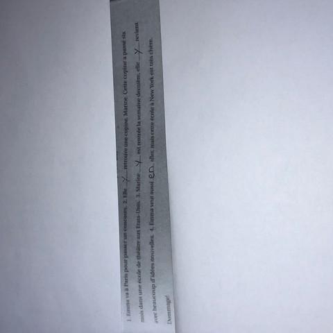 Bild 2  - (Schule, französisch, Französische Grammatik)