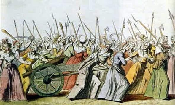 Frauen in der französischen Revolution?