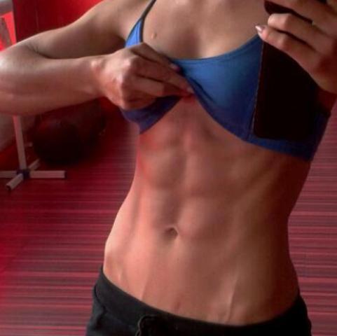 so ca :) - (Frauen, Fitness, Training)