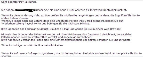 Paypalkonto Löschen