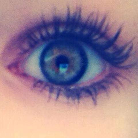Meine Augen und meine Augenfarbe - (Freunde, Augen, lachen)