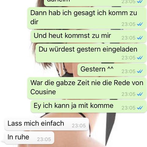 Freundin Will Immer Sex