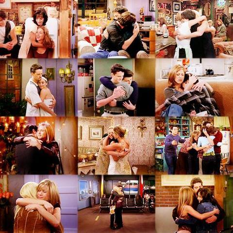 <3 - (TV, Friends)