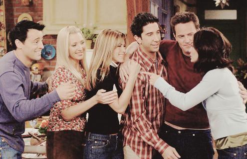 best friends - (TV, Friends)