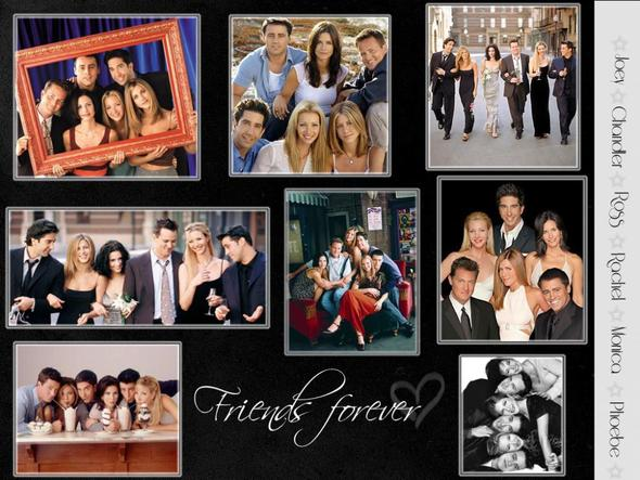 Friends Forever - (TV, Friends)