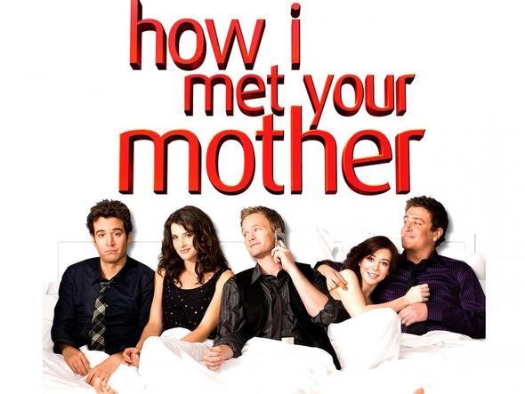 how i met your mother - (TV, Friends)