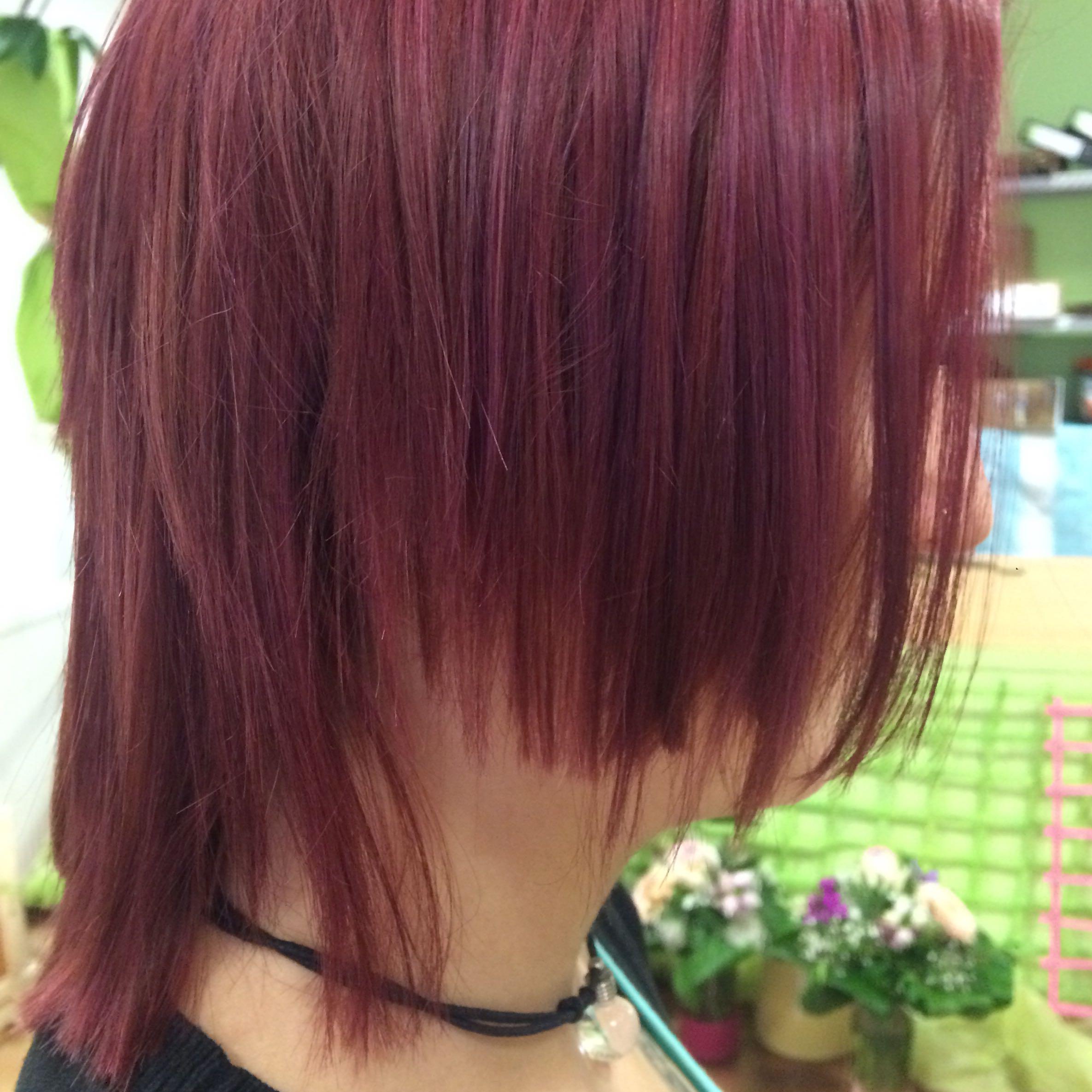Friseur hat haare zu kurz geschnitten