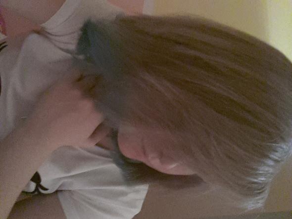 meine haare - (Haare, Frisur, Beerdigung)