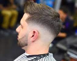Frisur Mit übergang Männer Mode Style Uebergang