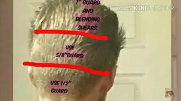 Frisur schneiden lassen wie die?