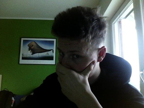 Frisur Verschnitten Manner