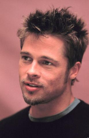 Frisur Von Brad Pitt 1998 Manner Gel Haarlange
