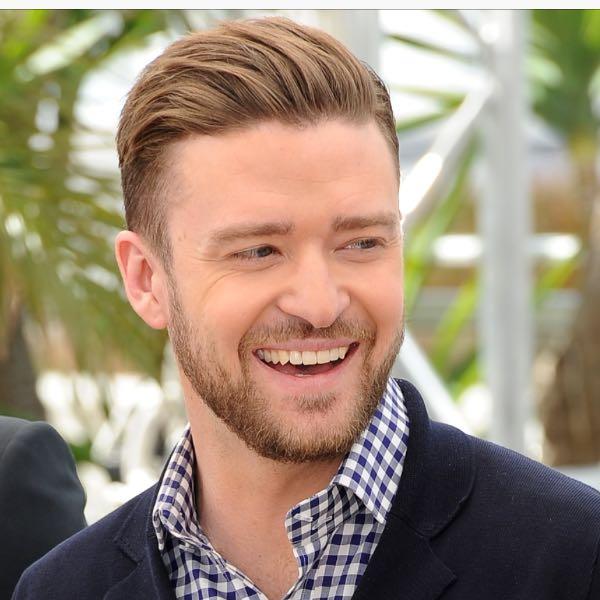 Frisur von Justin Timberlake? (Friseur, Haarschnitt)