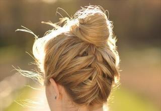 Frisur Wie Macht Man Die Mode Schönheit