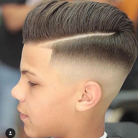 Coole frisuren jungs blond – Mittellange haare