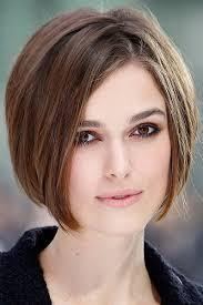 Frisurpony Für Keira Knightley Gesicht