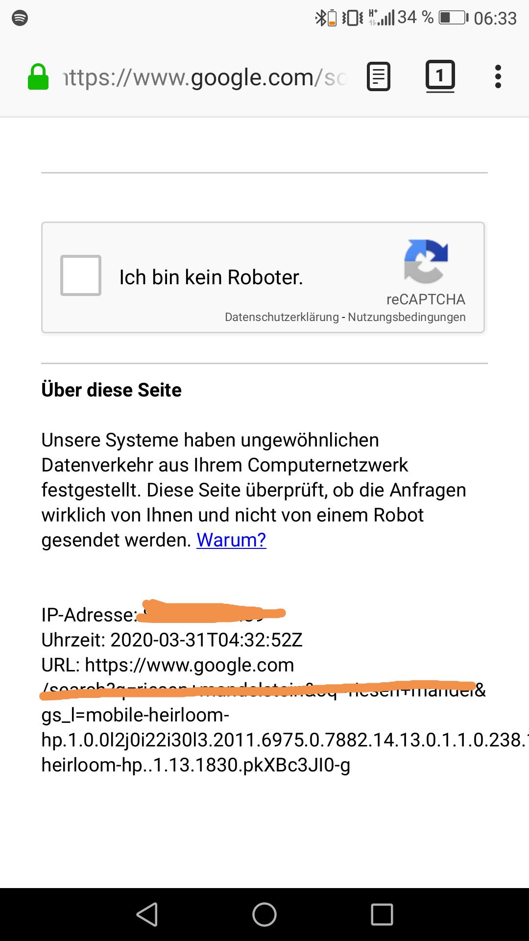 Fritz Box Gehackt