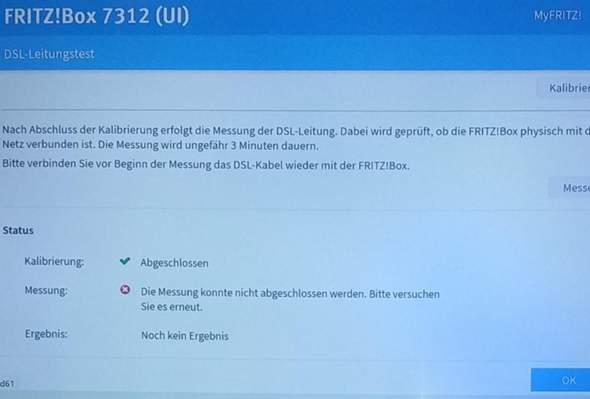 Fritzbox: PPPoE Fehler Zeitüberschreitung, was kann ich tun?