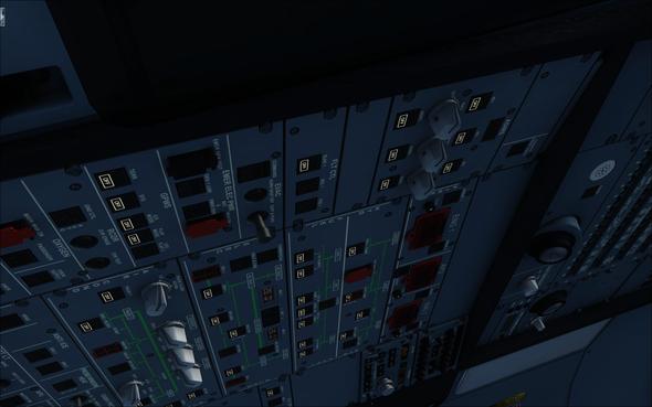 Die Schalter bei Nav usw dürften eigentlich nicht auf Off stehen. - (Computerspiele, Steam, fsx)