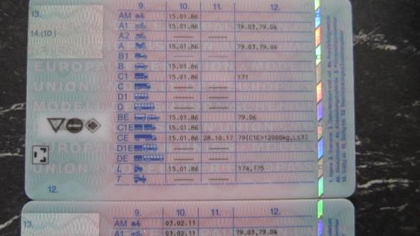 Bild 1 - (Auto, Führerschein, StVO)