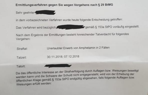 Führerscheinentzug Wegen Btm Besitz